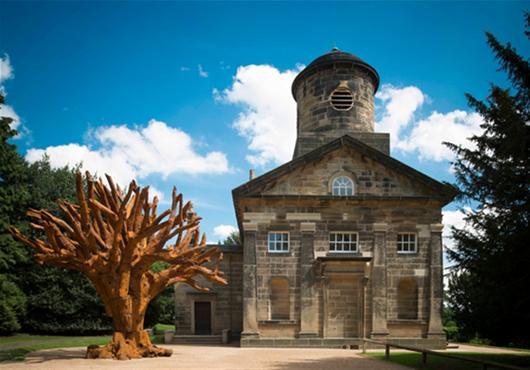 עץ הברזל של Ai Weiwei