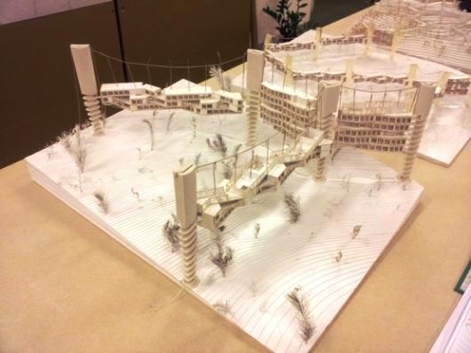 פרויקט A0 - בניינים באוויר