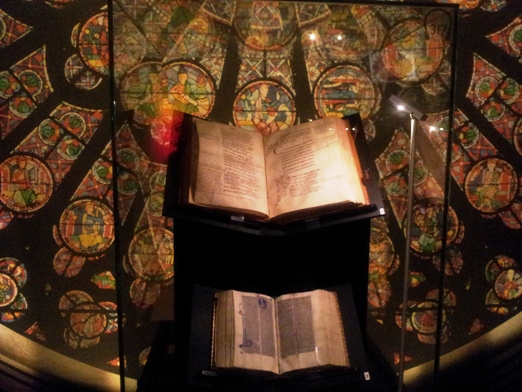 """ספר פירושים ותנ""""ך, צרפת, המאות ה-12 וה-13"""