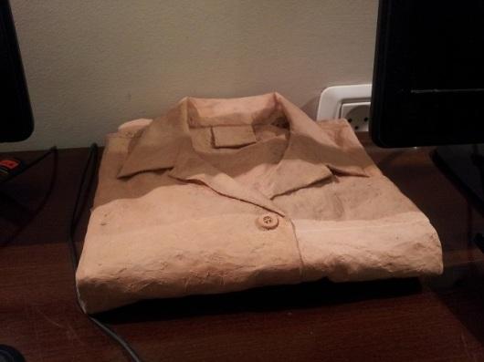 חולצת חרס במלון הבוטיק ארתור