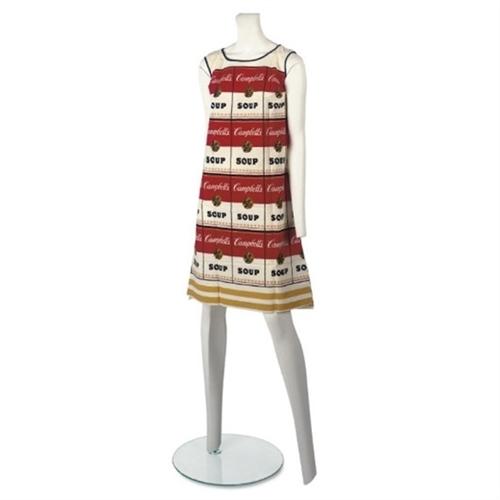 השמלה של אנדי וורהול, 2,600 דולר מחיר התחלתי