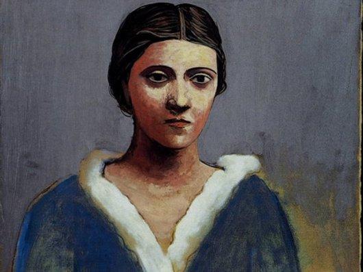 Portrait de femme (Olga), ציור מ-1923 ששוויו מוערך ב-60 מיליון דולר
