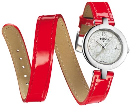 שעון של המותג השוויצרי TISSOT, 1,290 שקל
