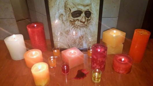 Dead Vinci של פיני סילוק