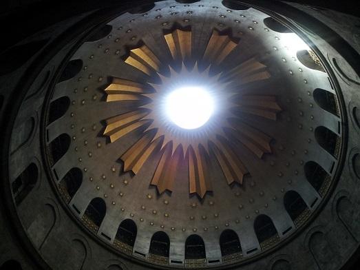 כנסיית הקבר. מסע אל העבר
