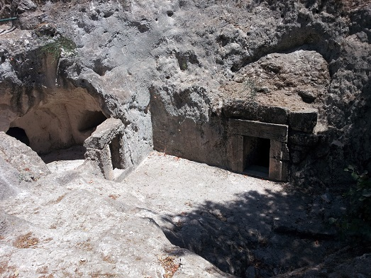 השבוע הוכרז הגן הלאומי בית שערים כאתר מורשת עולמית