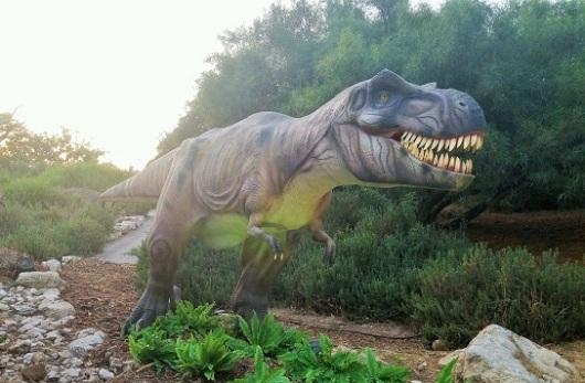 הטי-רקס נחשב לדינוזאור הקטלני ביותר!