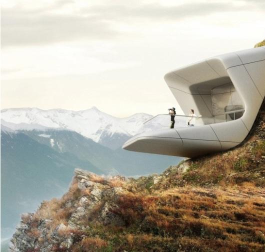 הדמיית המרפסת מתוך האתר של זאהה חדיד zaha hadid architects