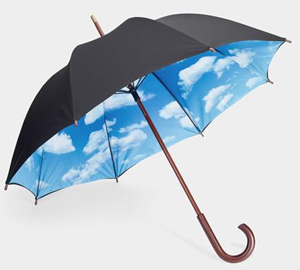 המטריה האיקונית של MOMA. 55 דולר לא כולל משלוח
