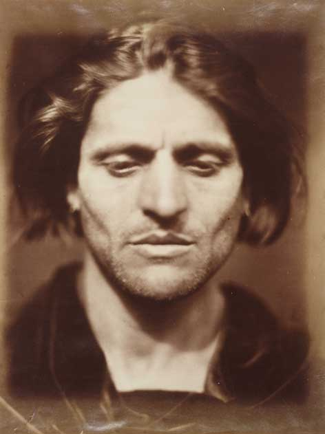 Iago, Study from an Italian, 1867, Julia Margaret Cameron © National Media Museum, Bradford / Science & Society Picture Library