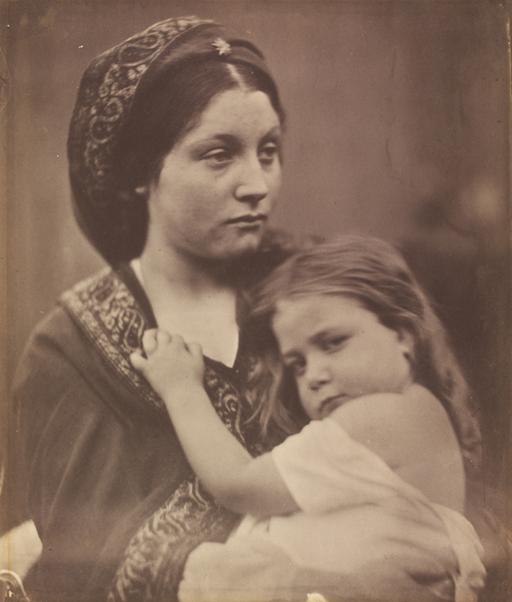 Peace - Julia Margaret Cameron 1864 Victoria and Albert Museum London