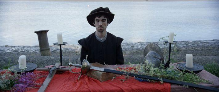 מסע בזמן אל המאה ה-16     מטריד אך ממגנט. צילום מתוך התערוכה של ג'ון אקומפרה בגלריה ליסון שבלונדון Photo: Courtesy of Lisson Gallery