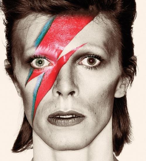 האם ההצלחה סירסה אותו? מתוך התערוכה David Bowie Is