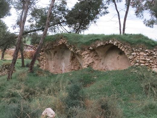 בית נטוש משרידי הכפר קולה
