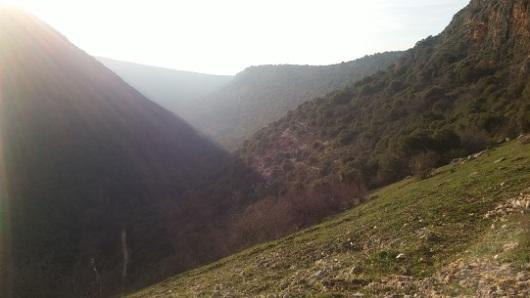 """לבנון נמצאת במרחק 3-4 ק""""מ בקו אווירי"""