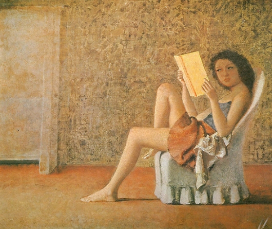 Katia Reading 1974