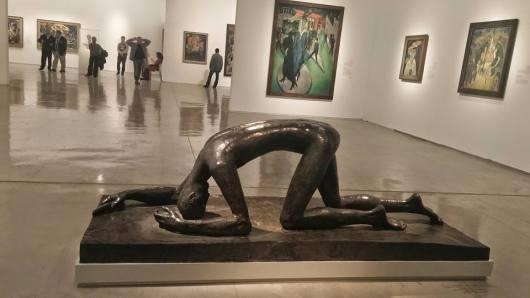 """כבר ביקרתם בתערוכה """"לילה יורד על ברלין"""" במוזיאון ישראל? איך לא?"""
