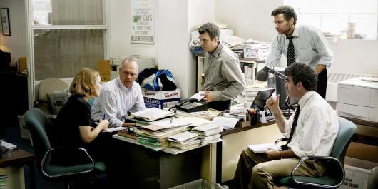 """כעיתונאית, התחברתי מאוד לסרט. """"ספוטלייט"""""""