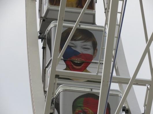להמשיך את חווית הלונה פארק: הגלגל הענק של פריז מוכן ליורו