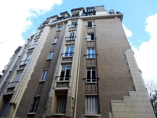 אחרי המלחמה ועם פתיחת העידן התעשייתי, תכנן גימאר את Immeuble Houyvet