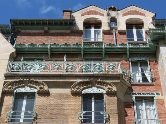 מקום ראשון בתחרות של לה פיגארו. Le Castel B'ranger