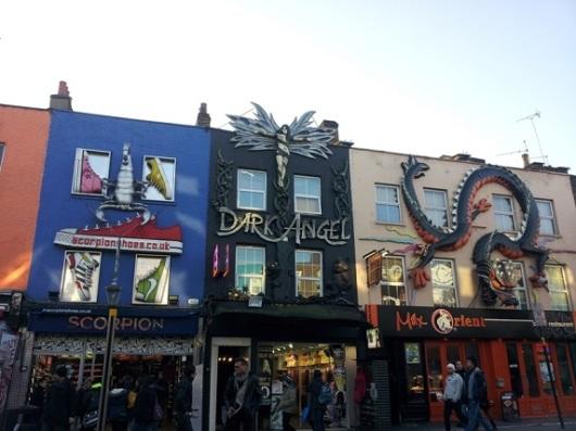 מקום השני גם בדירוג השופינג: כ-47% מהוצאות התיירים שמגיעים אליה הולכים לקניות. לונדון (צילום: גלית חתן)