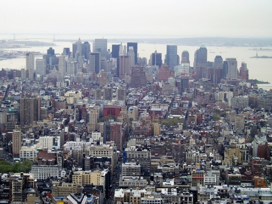 כ-20 מיליארד דולר מוציאים כאן התיירים בשנה - מקום שני בדירוג ההכנסות מתיירות. ניו יורק (צילום: גלית חתן)