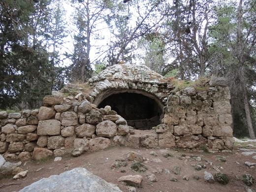 """קבר שיח, או אתר קבורת החשמונאים? החורבה הביזנטית שבמרכזה חורבה שבמרכזה """"קבר שייח' ע'רבאווי"""""""