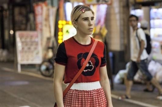 """דנהאם אמרה כי היא מקווה שלמרות שלשושנה יש כמה רגעים לא מושלמים בטוקיו, """"היא עדיין תעורר השראה באנשים"""" /// שושנה בטוקיו"""