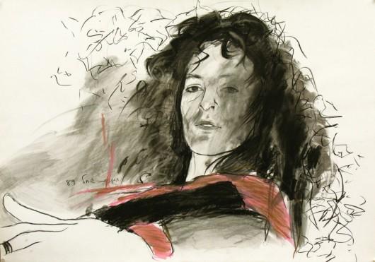 """""""ההכרה שאני לא פרפורמרית ולא מתקשרת טוב עם קהל עזרה לי לבחור באמנות הפלסטית"""". יהודית רביץ, 1989"""